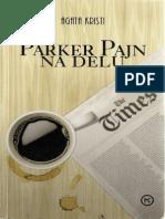Agatha Christie - Parker Pajn Na Delu