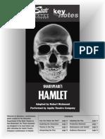 Keynotes Hamlet