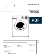 Service Manual Zanussi FCS 872C