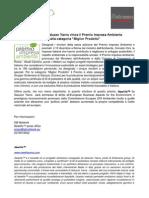 Premio Impresa Ambiente News Ita