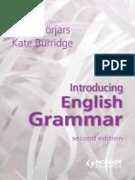 Introducing English Grammar Borjars Burridge