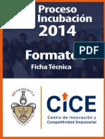 Ficha Técnica 2014