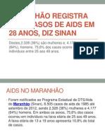 AIDS NO MARANHÃO