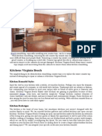 Kitchens Virginia Beach