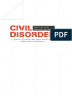 Police Foundation - Civil Disorder
