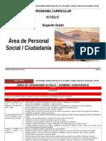 Personal Social 2º RUTAS