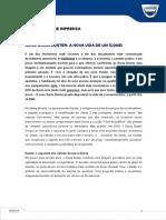 COMUNICADO DE IMPRENSA | DACIA PORTUGAL - NOVO DACIA DUSTER