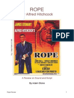 Rope (1948) Review