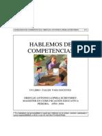 86128649 Hablemos de Competencias