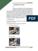 Informe de Construcciones Iu