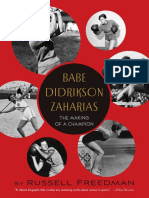 Babe Didrikson Excerpt by Russell Freedman