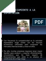 Presentación financiamiento