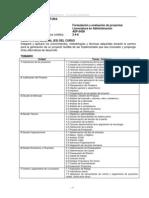 Antologia de Form y Eval de Proy 2008 Admon