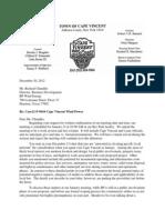 Document #32-107, BP, CVWF,Correspondence.1/10/13