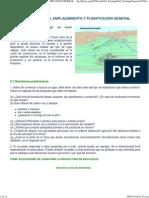 2. Seleccion Del Emplazamiento y Planificacion General