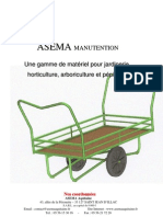 Catalogue ASEMA Jardinerie