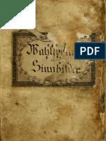 Symbola Et Emblemata - 1705