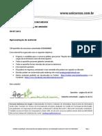 CESGRANRIO INFORMÁTICA COMENTADA - 157 QUESTÕES