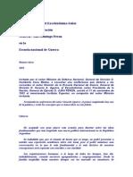 Juan Domingo Peron - Discurso Sobre Mercado Comun Latinoamericano