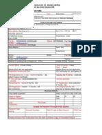 Vendor Form05022008 Banglore r