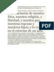 Estandarte de La Liberttad 11