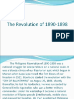 The Revolution of 1890-1898