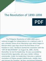 The Revolution of 1890-1898