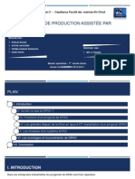 GPAO - Gestion de Production Assistée par Ordinateur