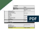 AV & Setup Costing - Nasik