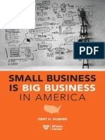 Small Business is Big Business in America