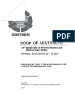 Simterm 2013-Book of Abstracts