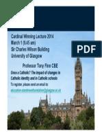 C Winning 2014 Poster