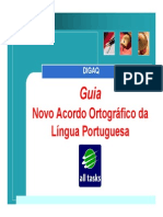 Novo Acordo Ortog Da Lingua Port