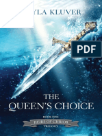 The Queen's Choice by Cayla Kluver - Chapter Sampler