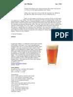 BYO - 10 Easiest Beer Styles