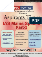 Aspirants Times Magazine Vol6