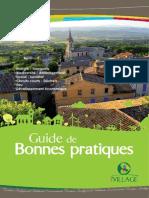 Guide Des Bonnes Pratiques - Notre Village