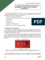 FI - Tema 3 - Programación CNC