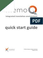 MemoQ QuickStartGuide 6 2 en 0