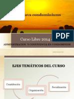 Curso Libre 2014 Ucr