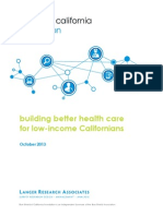 Building Better Health Care