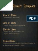 Major Proposal Presentation