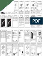 Manual de instalação do Control-ID 01&02 AUTÔNOMO