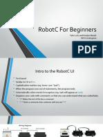 robotc tutorial