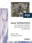 Java Collections an Introduction to Abstract Data Types, Data Structures and Algorithms