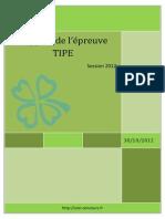 Rapport Tipe 2012