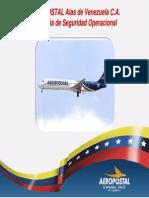 Implantacion Del SMS en Aeropostal