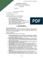 Ley29733 pROTECCIÓN DE DATOS PERSONALES