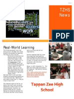 TZHS PD Newsletter 1 13 2014