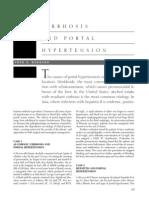 cirrhosis and portal hypertension